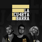 La Cuarta Barra 1x01 - FMS INTERNACIONAL JORNADA 1 - Aczino, MKS, Bnet, Stigma, Papo, Errecé, Rapder y Nitro
