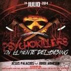 LMNM 95: 'Psychokillers, en la mente del asesino con Jesús Palacios y La Voz de las Tinieblas'