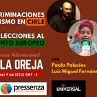 Discriminaciones en Chile y las elecciones europeas en @RadioPressenza - 31/05/2019