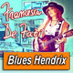 FRANCESCA DE FAZI · by Blues Hendrix