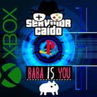 4x25SC- Así será Playstation 5 y nueva Xbox One S. Análisis Baba is you.