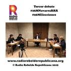Tercer debate #26MNavarraRRR