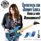 """Entrevista con JOHNNY LORCA sobre """"Noches en blanco"""""""