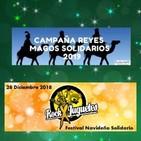 La Fauna - 29 de noviembre de 2018 - Reyes Magos Solidarios 2019 y Rock x Juguetes