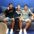 """La Cruzeta de Radio Cierzo: """"Protagonistas"""": Día 2: """"Los hermanos Areso y el balonpié"""". 26/08/2018"""