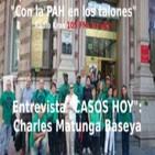 Entrevista: Charles Matunga - Con la PAH En Los Talones - 01/10/2014
