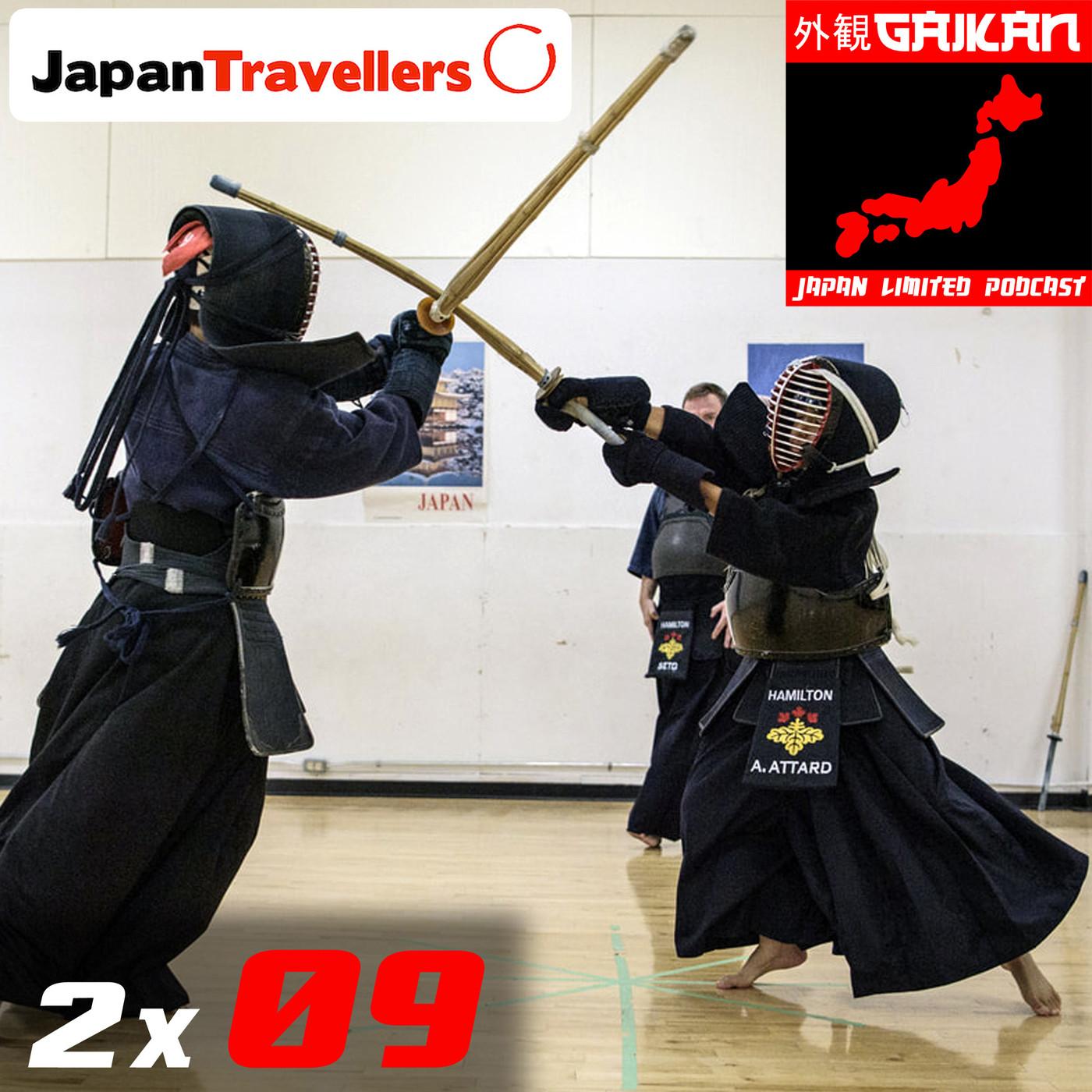 kendo artes marciales en japón podcast de viajes