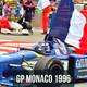 F1 BANDERA A CUADROS 4x16 - GP Monaco 1996 | Sobrevivir al caos vale un podio