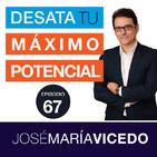 EL INCREÍBLE PODER DE LA VISUALZIACIÓN / José María Vicedo   Ep.67