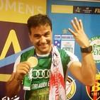 Ambros Martín (Györ) - Tetracampeón Champions