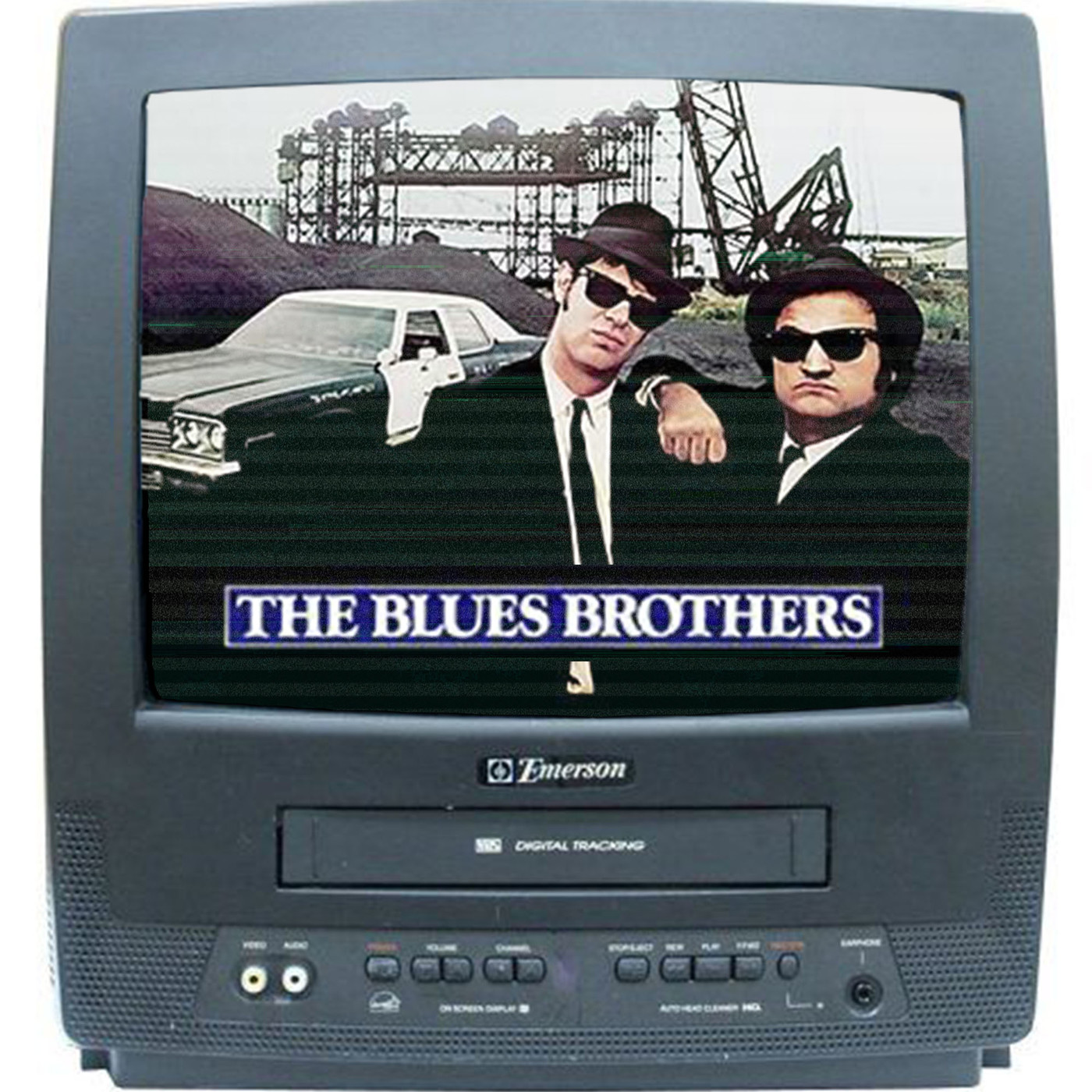 04x18 Remake a los 80, THE BLUES BROTHERS (1980), GRANUJAS A TODO RITMO