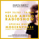 Sello Amigo Radioshow Live #3 MODERNPHASE #COVID19