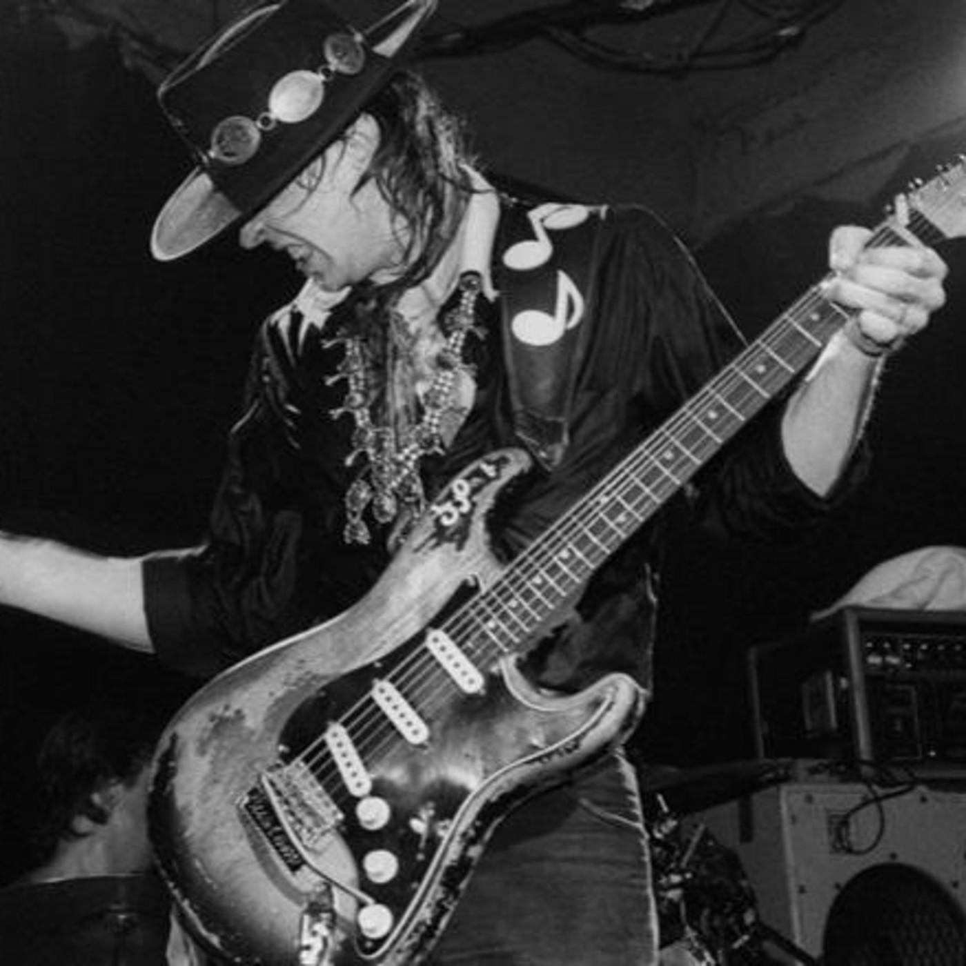 30 años sin Stevie Ray Vaughan.
