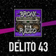 Bronx Radio - Delito 43 (Especial Dj Fly Set Golden Era 80's)