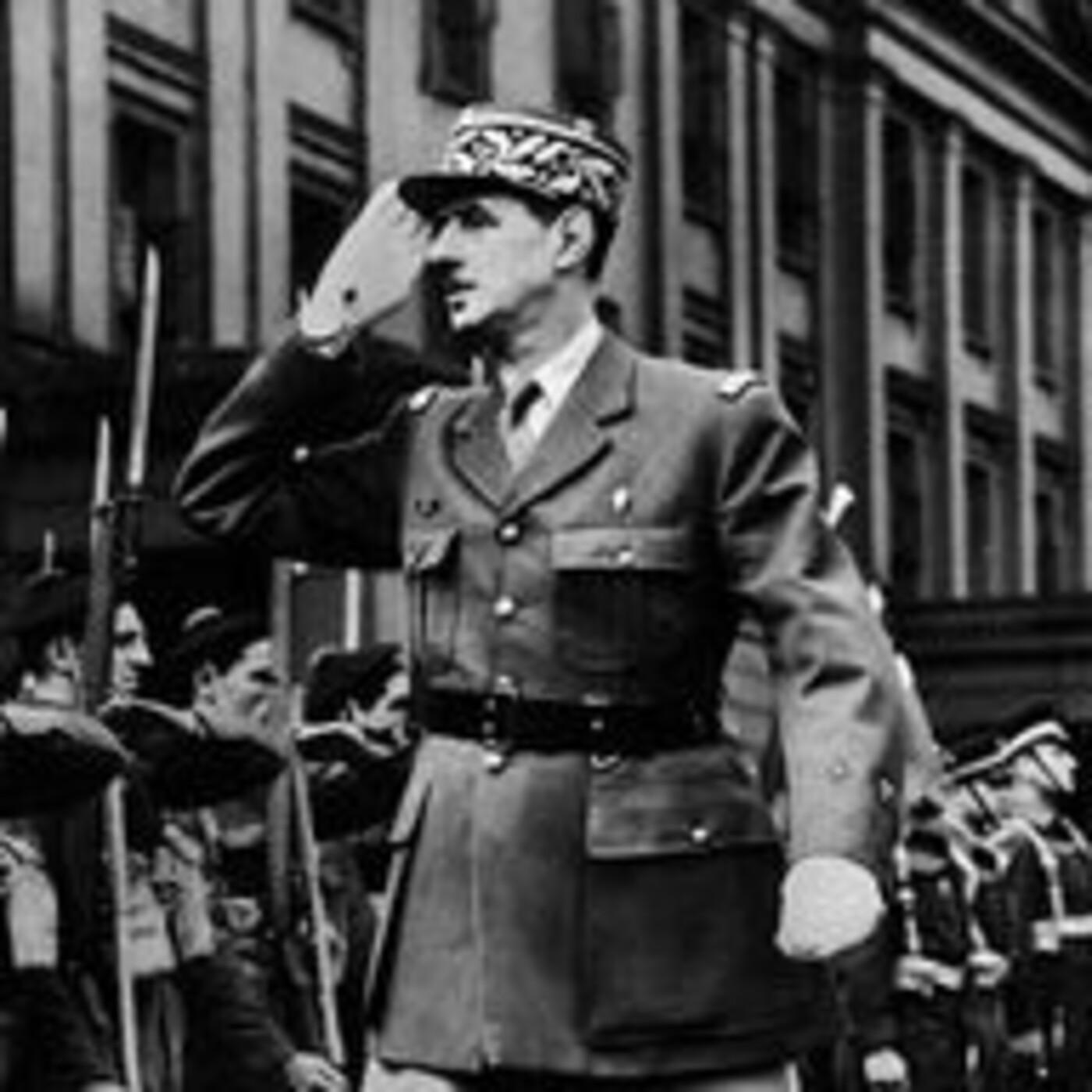 06x40HDLG - Charles de Gaulle, La espada de Francia