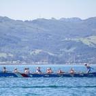 El club de Remo Santoña presenta oficialmente sus tres nuevas embarcaciones de competición/Juan Carlos Iglesias 29/06/20