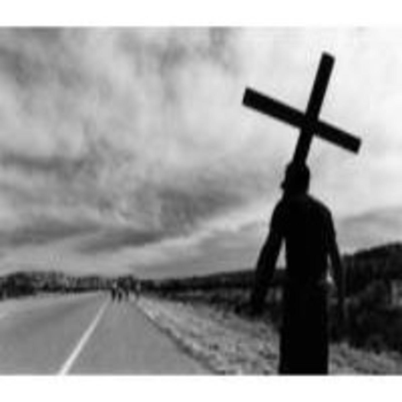 Niegate a ti mismo y toma tu cruz