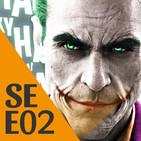 SE02 - El nuevo Joker y series de los 90s (12/07/18)