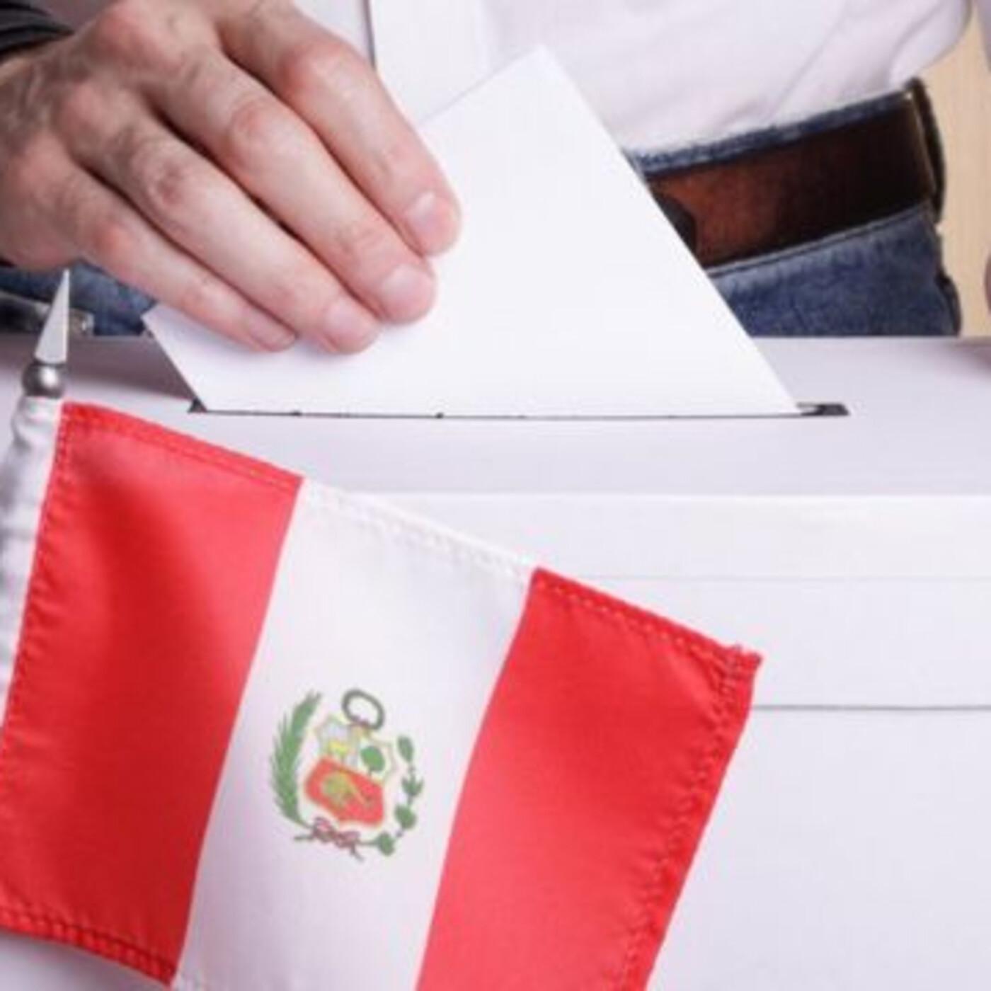 Elecciones presidenciales en Perú, 1era vuelta