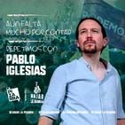Pablo Iglesias - Entrevista Radio La Pizarra - 20 abr 19