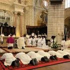 ORDENACIÓN DIACONAL Llamada a los nuevos diáconos y homilía de monseñor José Mazuelos Pérez, obispo de Asidonia-Jerez