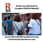 Paseos con limonada en Lavapies (PAH de Madrid)