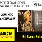Entrevista: Fenómenos Paranormales por Sol Blanco Soler y Francesc Prims