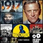 Fila9 3x10 - 1917, Watchmen, The Witcher...y el gran Kirk Douglas
