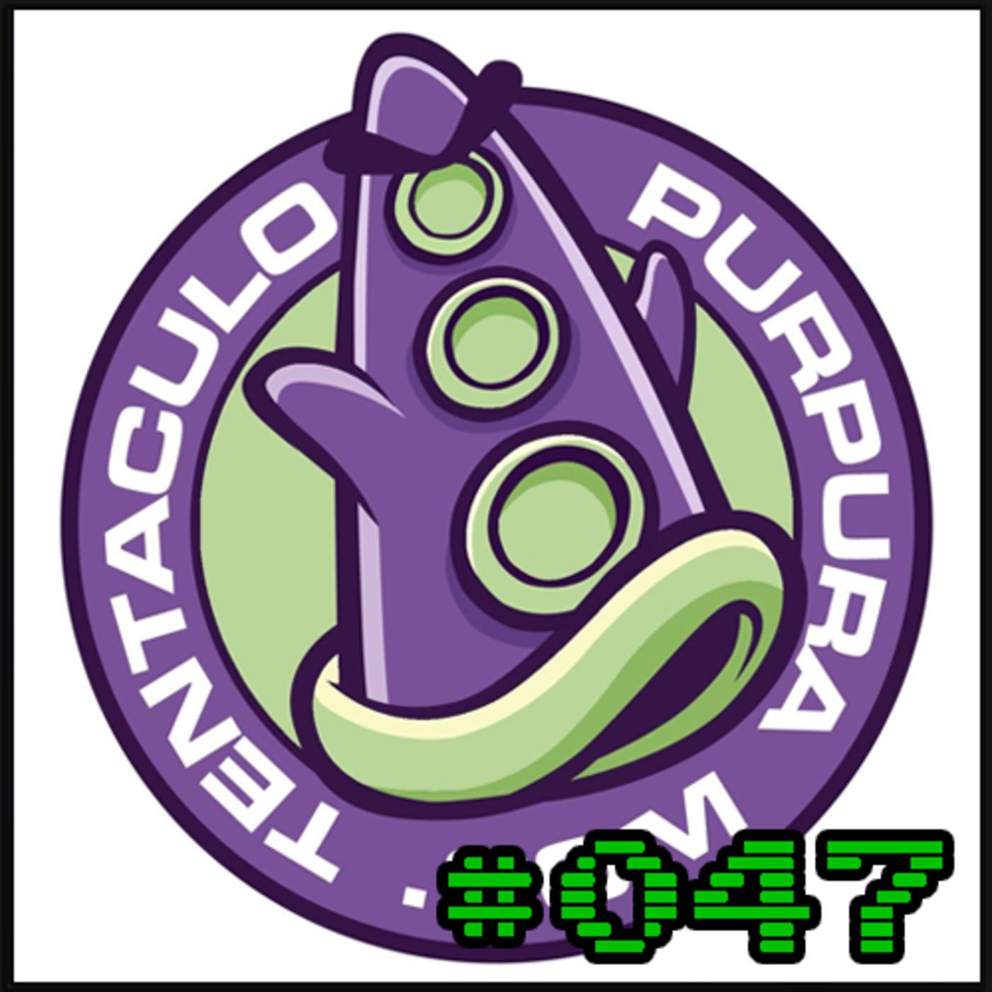 GM Podcast #047 - Youtube & Tentaculo Purpura