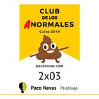 2x03 Club de los Anormales