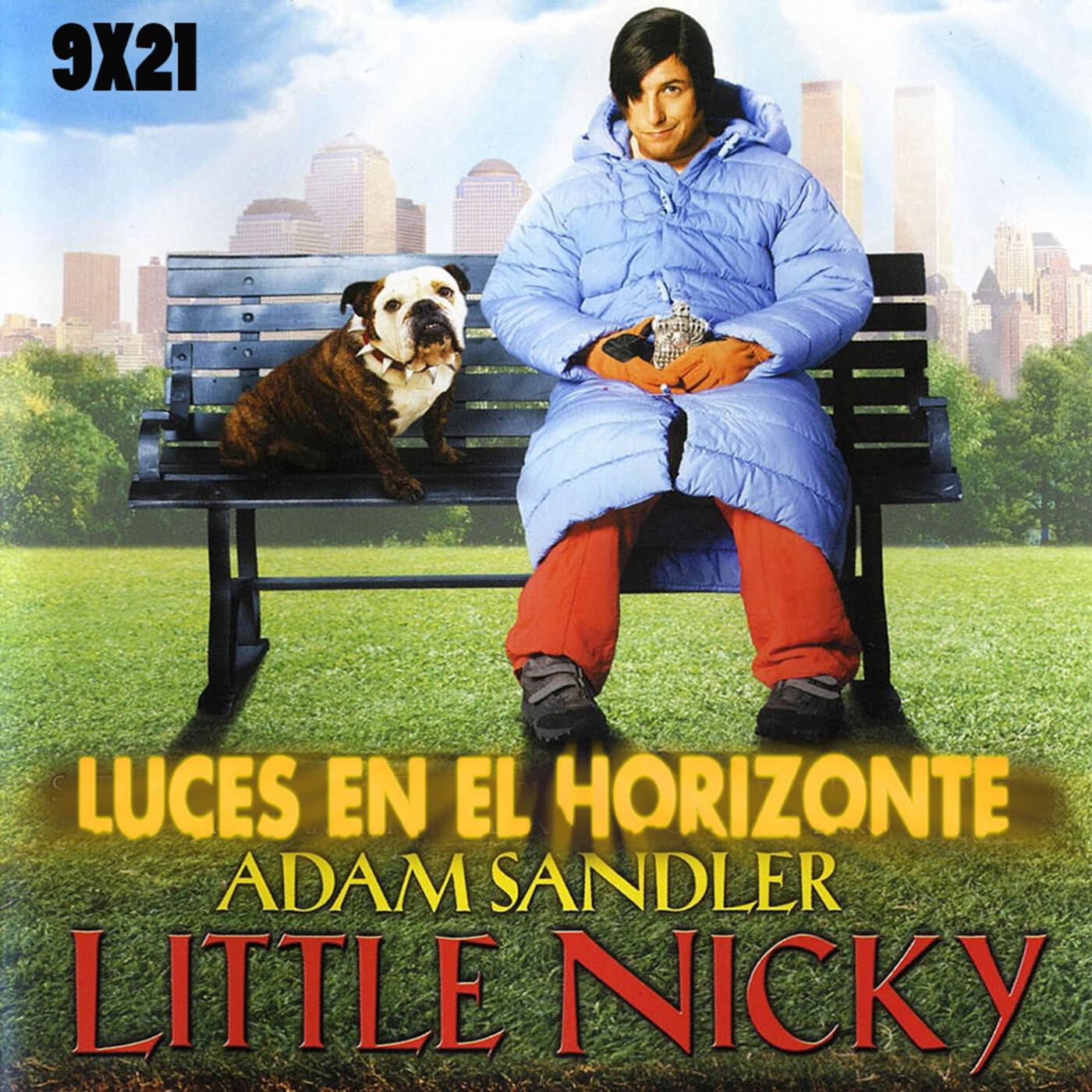 Little Nicky Luces En El Horizonte 9x21 En Luces En El Horizonte En Mp3 24 01 A Las 16 36 38 03 27 42 64379909 Ivoox
