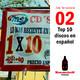 TOP 10 discos en español