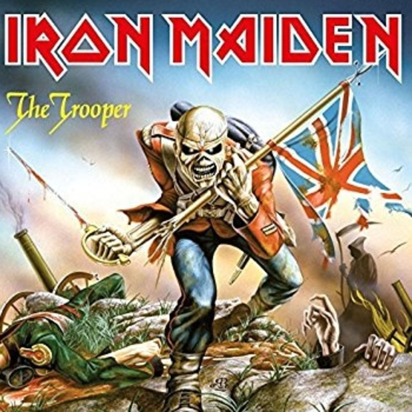 (ltsm): La Tardis Sobre Metropolis 3 x 26: Cronología Iron Maiden 3: Peace of mind / Powerslave /Live After Death