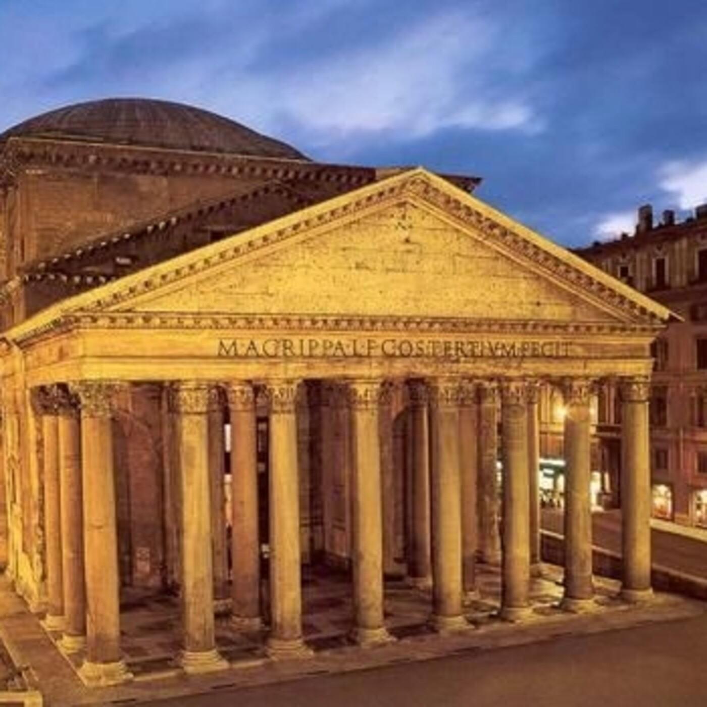 Las siete maravillas de Roma