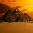 Enigmas de Egipto: Erupción volcanica