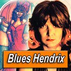 MAGGIE BELL · by Blues Hendrix
