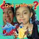 ¿Qué prefieres? Situaciones Disney con Valeria Solorsano