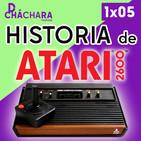 1X05 - Cómo se hizo la ATARI 2600 VCS y la crisis del videojuego