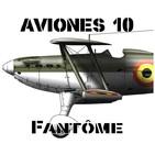 Aviones 10#65 Fantôme, el Fantasma del Frente Norte. - Historia Guerra Civil España República URSS Caza