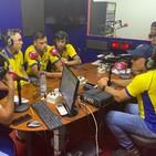 Club Capitalinos acude a los estudios de Radio Marca Gran Canaria