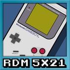RDM 5x21 – Especial NINTENDO GAME BOY