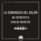 #6 Entrevista a Carlos Inarejos