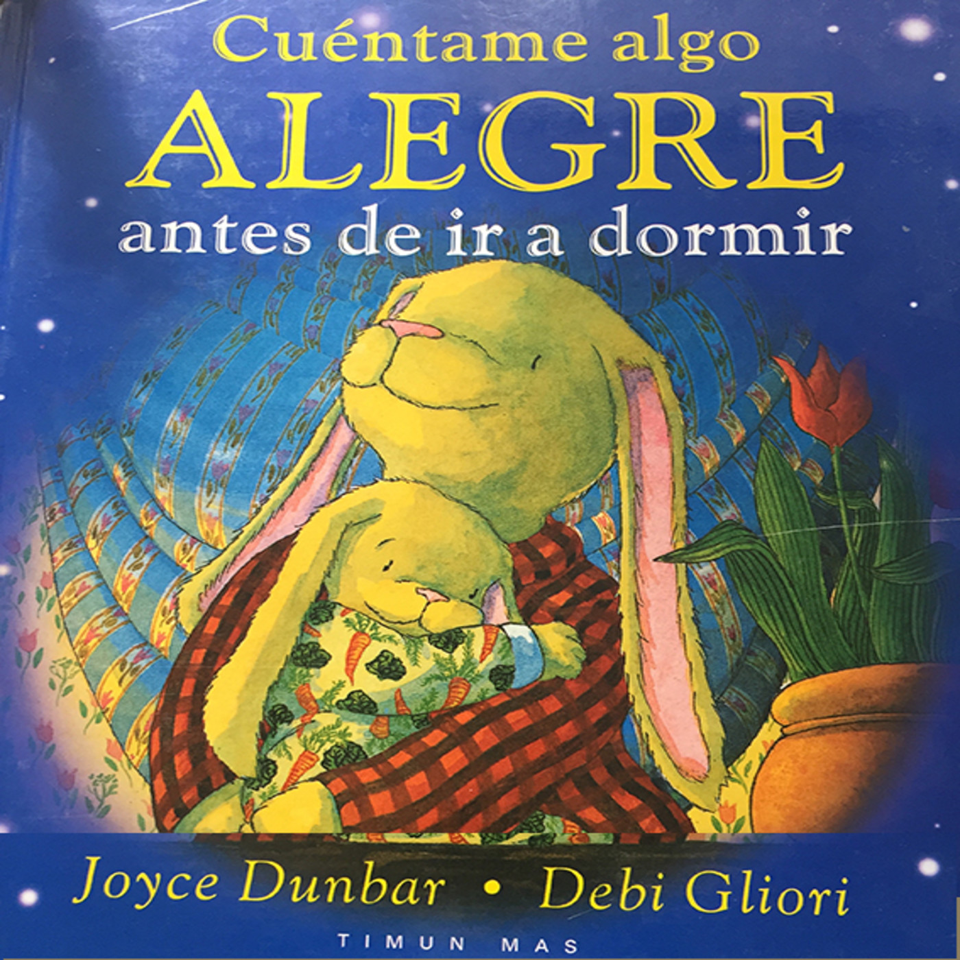 Cuéntame algo alegre antes de dormir. Joyce Dumbar