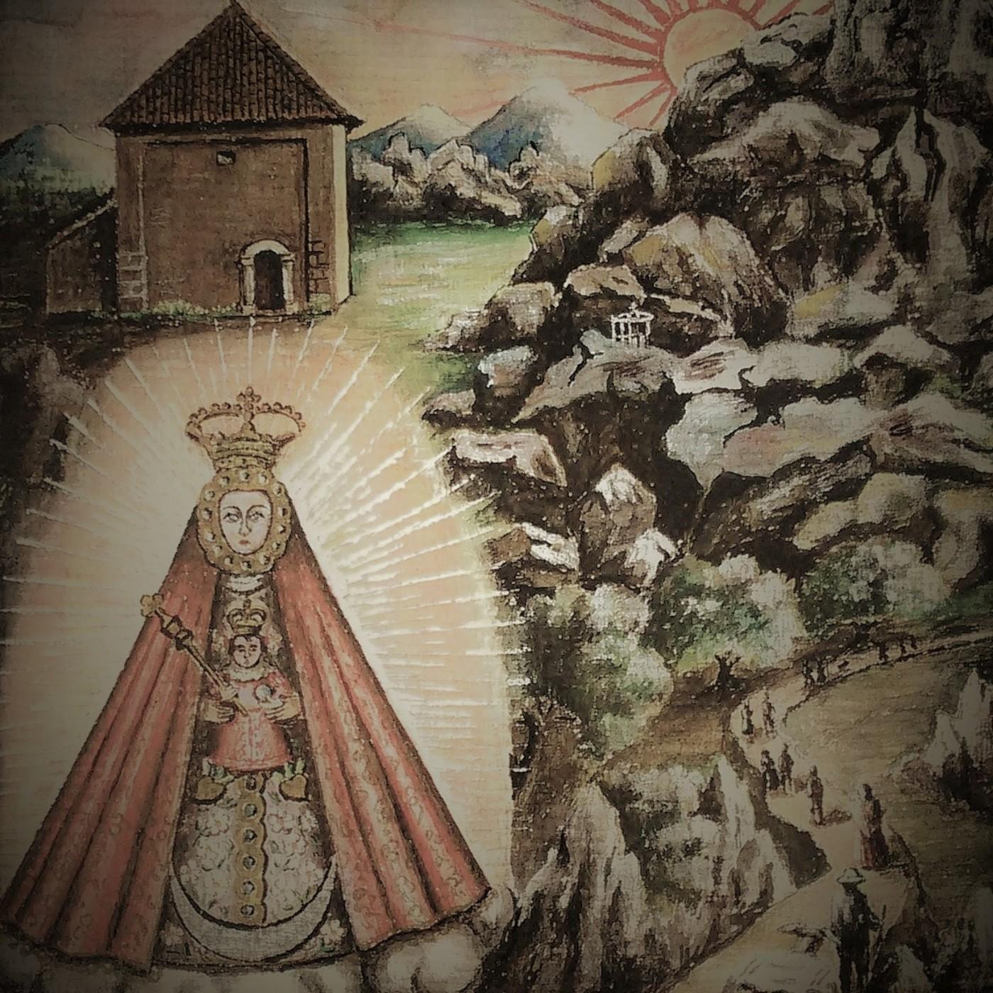 LA HISTORIA ENTRE LÍNEAS: La Romería de la Virgen de la Sierra, inicios y cambios en torno a Votos y Promesas