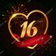 16 Aniversario celebramos junto a CARLOS PAL,MAenPortugal+SILVINA VERGARAen USA.junto a MARISAPATIÑO