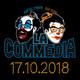 LA COMMEDIA de Ignatius e Iggy (No. 1 - 17.10.2018)