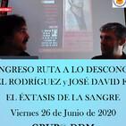 El éxtasis de la sangre por Miguel Rodríguez y José David Flores