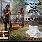 """Arderas Por Esto TWD 8X9 """" Se me ha muerto el Carl nario''"""