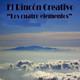 El Rincón Creativo 4 - Los Cuatro Elementos.