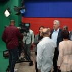 """Díaz Canel: """"Tenemos Telesur en La Habana"""""""